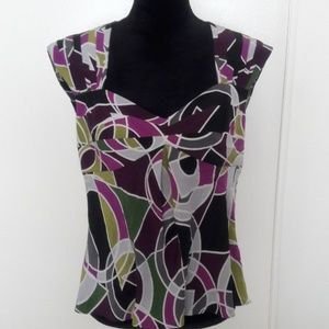 NINE WEST FITTED TOP